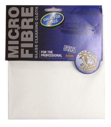 Ultra Fine Glass Cleaning Cloth - Microfibre